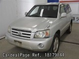 Used TOYOTA KLUGER Ref 179144