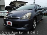 Used TOYOTA WISH Ref 179319