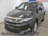 Used TOYOTA HARRIER Ref 179483