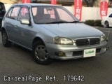 D'occasion TOYOTA STARLET Ref 179642