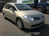 Used NISSAN TIIDA LATIO Ref 179907