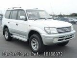 Used TOYOTA LAND CRUISER PRADO Ref 180872