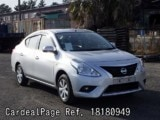 Used NISSAN LATIO Ref 180949