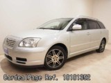 Used TOYOTA AVENSIS WAGON Ref 181352
