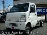 Used SUZUKI CARRY TRUCK Ref 182243