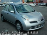 Used NISSAN MARCH BOX Ref 182683