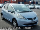 Used HONDA FIT Ref 183157