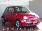 Usado FIAT FIAT 500 Ref 183223