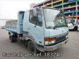 Used MITSUBISHI FUSO FIGHTER Ref 183240