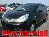 Used NISSAN NOTE Ref 184223