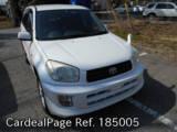 Usado TOYOTA RAV4 Ref 185005