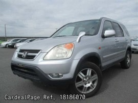 HONDA CR-V RD4 Big1
