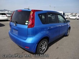 NISSAN NOTE E11 Big2