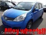 D'occasion NISSAN NOTE Ref 186700
