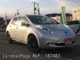 Used NISSAN LEAF Ref 187483