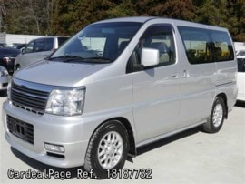 NISSAN ELGRAND APWE50 Big1
