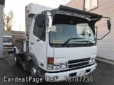 Used MITSUBISHI FUSO FIGHTER Ref 187736