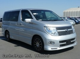 NISSAN ELGRAND E51 Big1