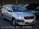 Used TOYOTA SUCCEED VAN Ref 188603