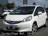 D'occasion HONDA FIT Ref 188701