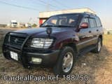 Used TOYOTA LAND CRUISER Ref 188750