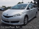 Used TOYOTA WISH Ref 189184