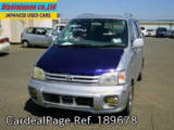 Used TOYOTA TOWNACE NOAH Ref 189678