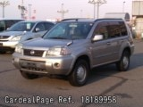 Used NISSAN X-TRAIL Ref 189958