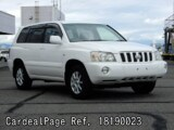 Used TOYOTA KLUGER Ref 190023
