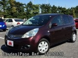 Used NISSAN NOTE Ref 190898
