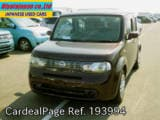 Used NISSAN CUBE Ref 193994