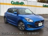 Used SUZUKI SWIFT Ref 196093