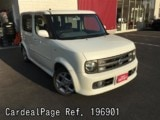 Used NISSAN CUBE CUBIC Ref 196901