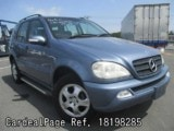 Used MERCEDES BENZ BENZ M-CLASS Ref 198285