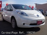 Used NISSAN LEAF Ref 198296