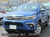 D'occasion TOYOTA HILUX Ref 199714
