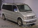 Usado MERCEDES BENZ BENZ V-CLASS Ref 200217