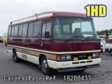 Used TOYOTA COASTER Ref 200433