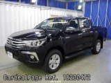 D'occasion TOYOTA HILUX Ref 200472