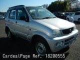 Used TOYOTA CAMI Ref 200555