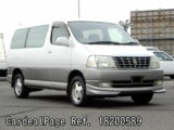 Used TOYOTA GRAND HIACE Ref 200589
