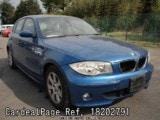 Used BMW BMW 1 SERIES Ref 202791
