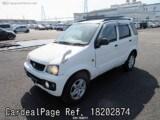 Used DAIHATSU TERIOS Ref 202874