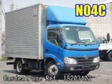 Used TOYOTA TOYOACE Ref 203402
