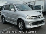 Used TOYOTA CAMI Ref 203637