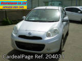Usado NISSAN MARCH Ref 204031