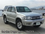 Used TOYOTA HILUX SURF Ref 204269