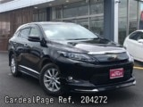 Used TOYOTA HARRIER Ref 204272
