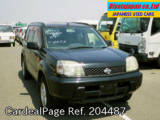 Used NISSAN X-TRAIL Ref 204487