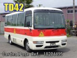 Used NISSAN CIVILIAN Ref 204495